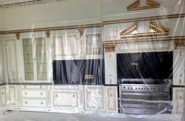 Дом Кадырова?