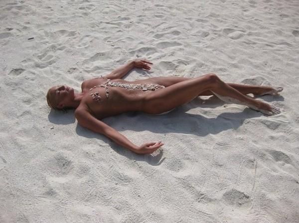 Волочкова голая грудь