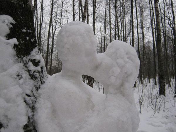 картинки снеговики занимаютя сексом