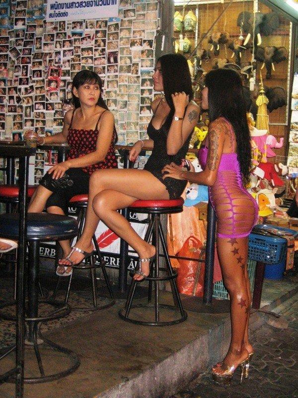 Путаны трансвститы тайланд