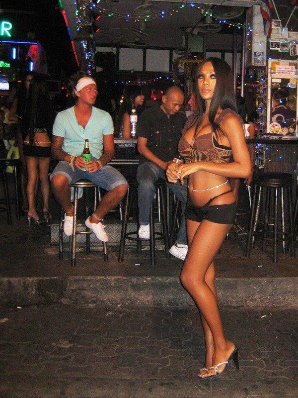 в таиланд проститутка