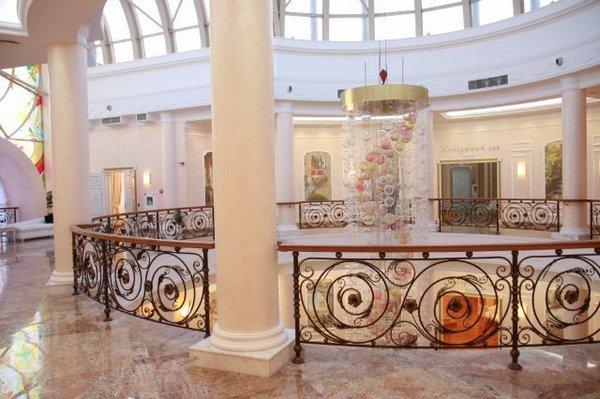 Янтарный зал загса тюмени фото