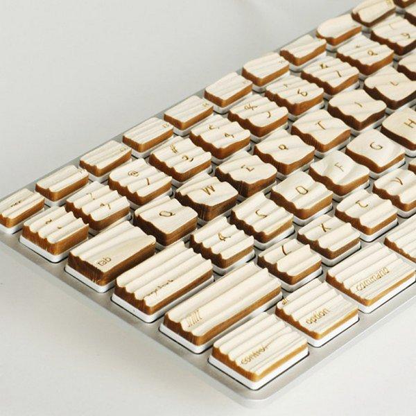 Осязательная клавиатура