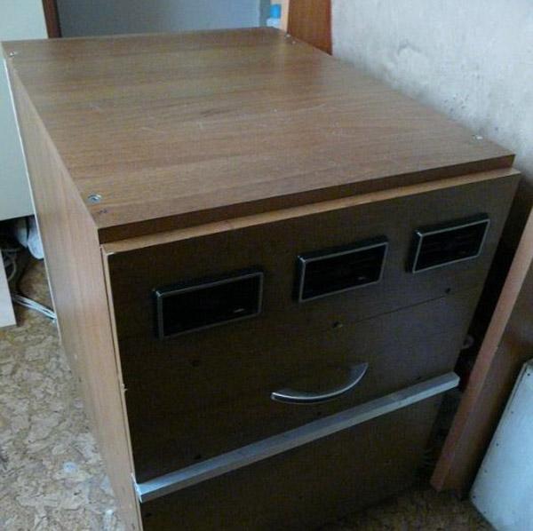 Компьютер в тумбочке