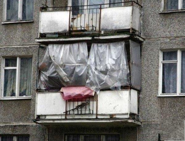 """Балконы москвы """" дуделка - интересные новости и фото."""