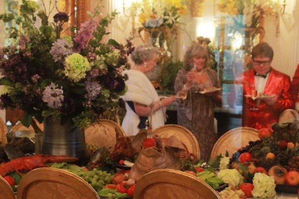 Свадьба принца - как оно было на самом деле