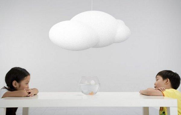 Лампа-облако
