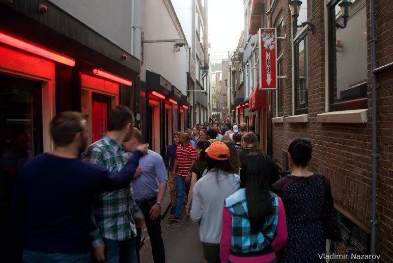 день проституток в голландии