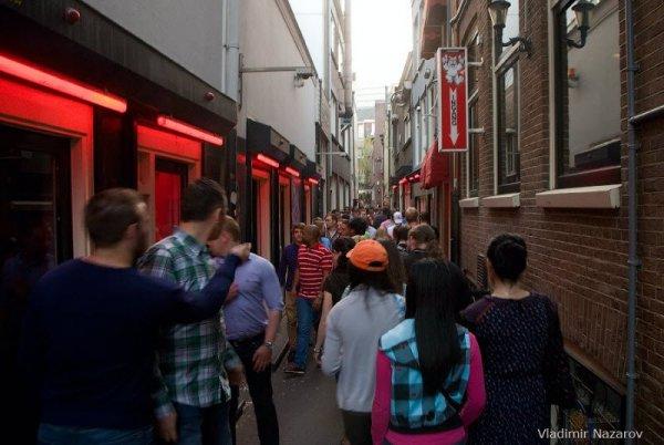 квартал проституток в стамбуле