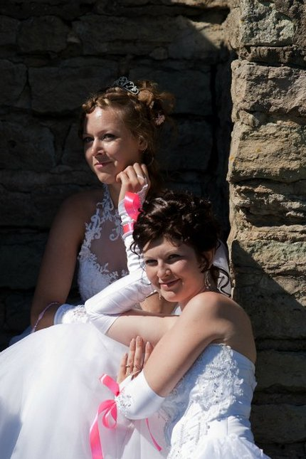 Забег невест