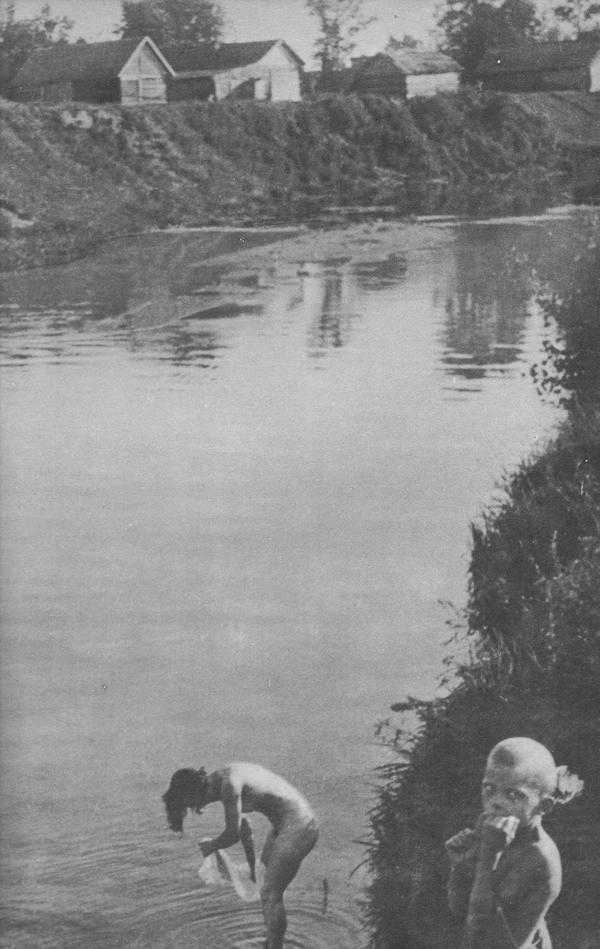 ретро ссср бабы на речке фото