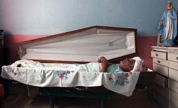 Сон в гробу