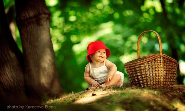 Классные фотографии детей