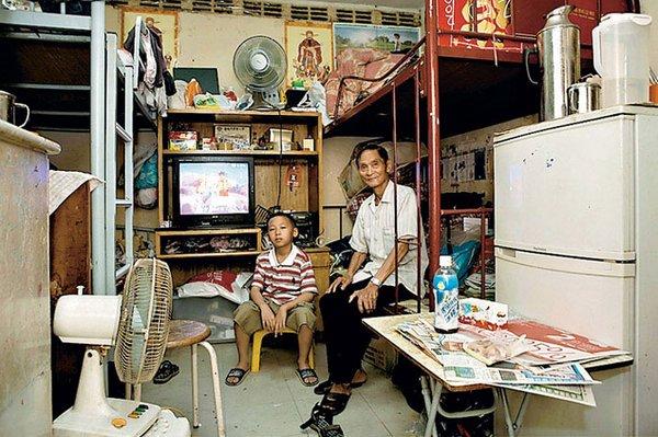 Хрущевка из Гонконга