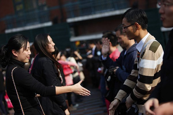 знакомство китайцами