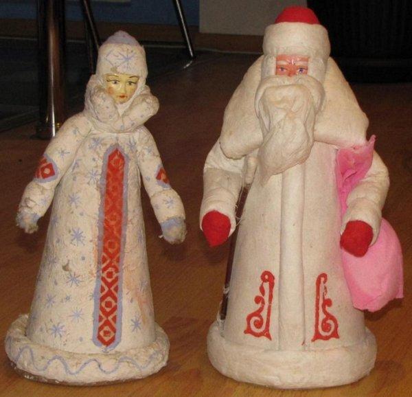 Дед Мороз из прошлого