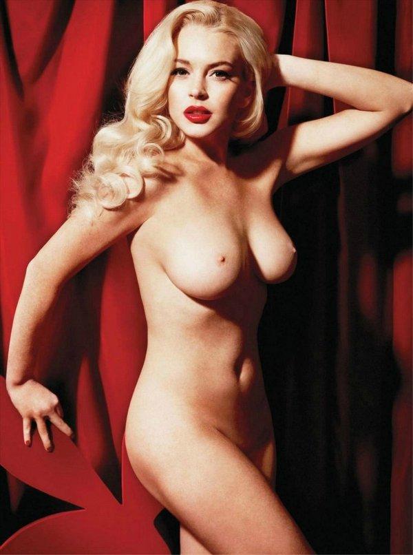 Линдси лохан фото голые