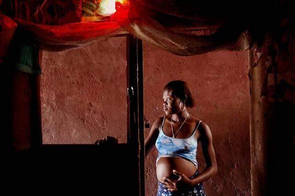 проститутки в нигерия