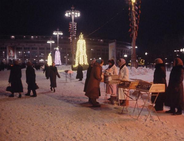 Москва ретро