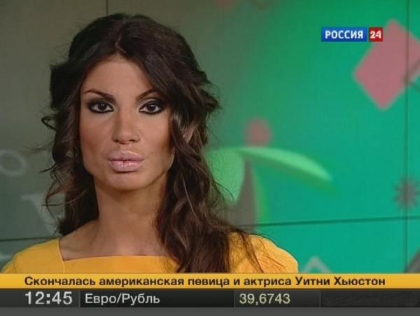 ведущие телеканала россия 24 женщины фото
