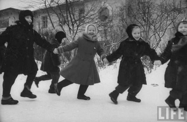 Советский детсад