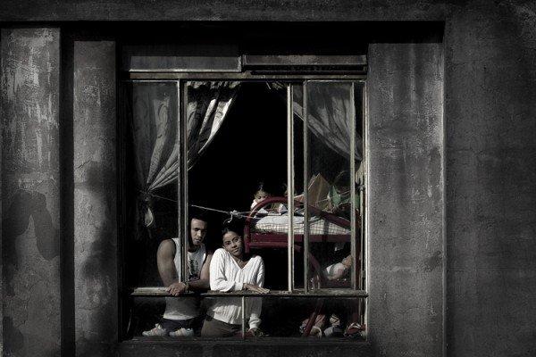 Окна фавел