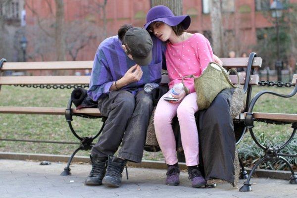 Люди Нью-Йорка