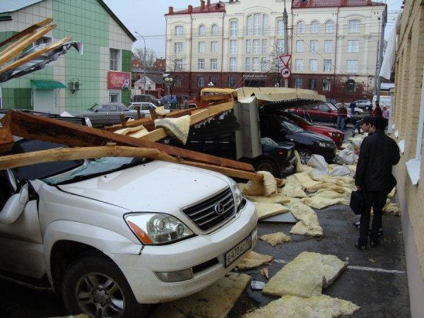 Ветер в Томске