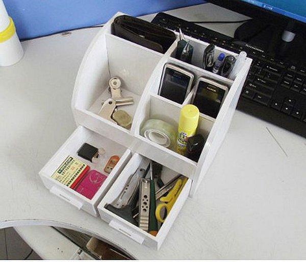 Мелочи своими руками для офиса - Printcopycenter.ru