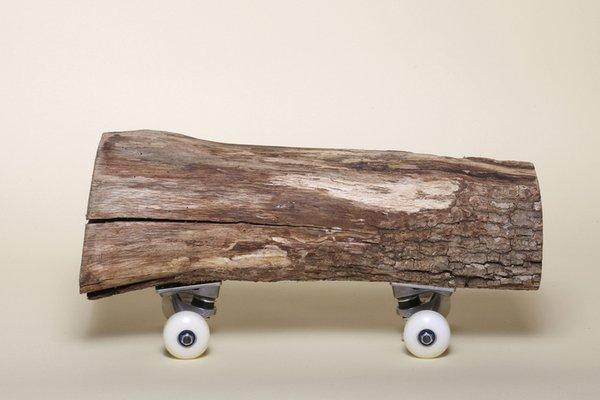 Как сделать колеса для скейта из дерева