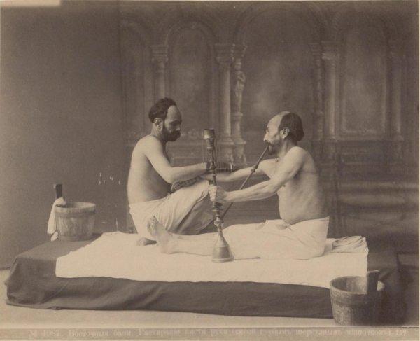 Грузинский массаж