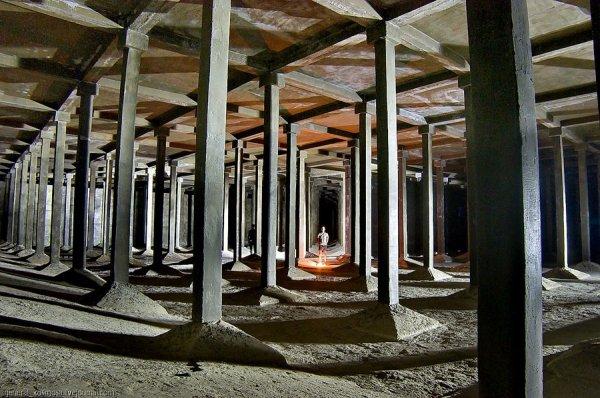 Подземное водохранилище