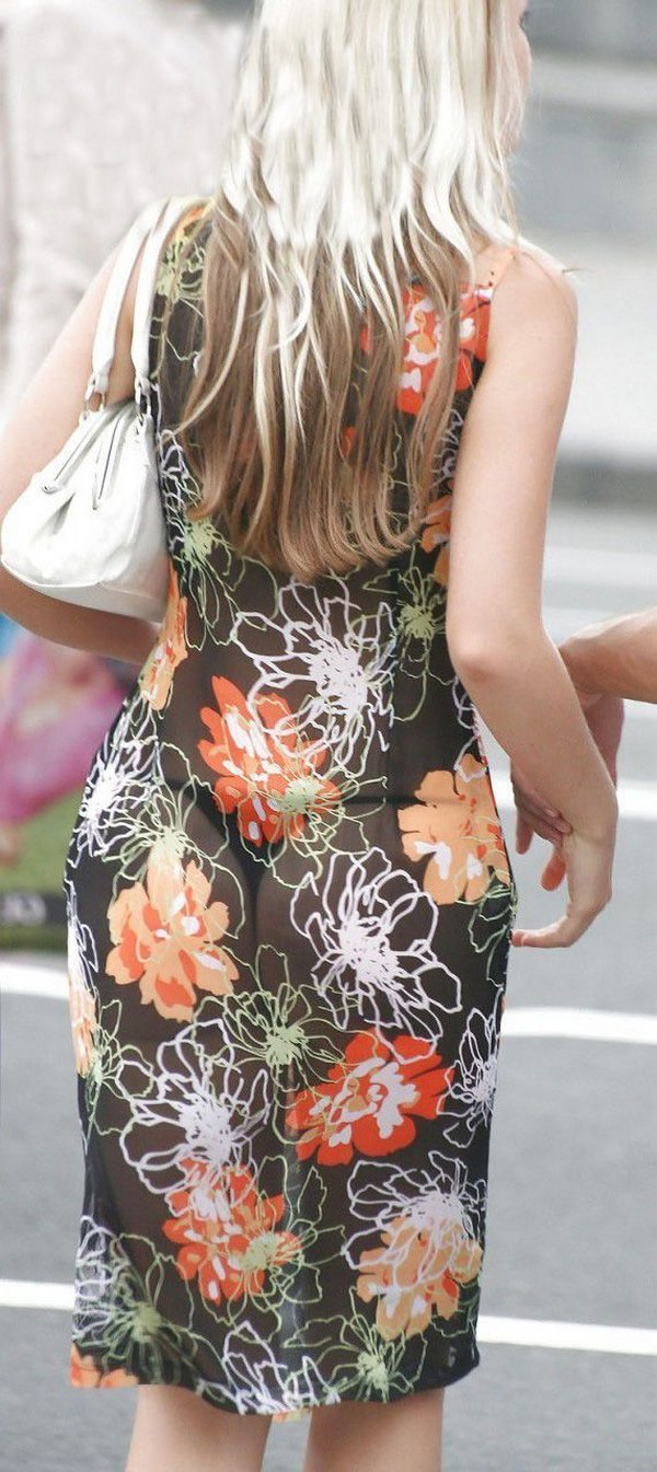 Прозрачные платья фото девушек 17 фотография
