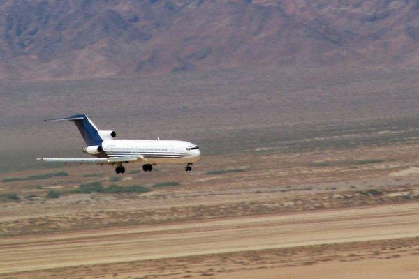 Краш-тест самолета