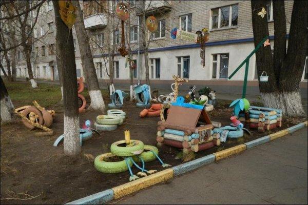 Двор в Ижевске