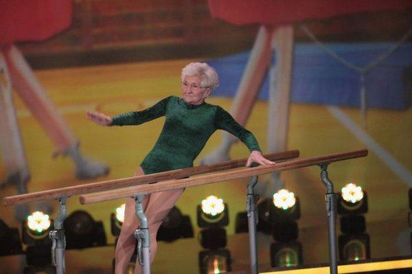 Йохана кьяс - 86-летняя мадам, которая способна дать фору многим молодым людям