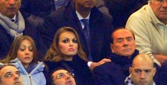 Франческа Паскале - невеста Берлускони