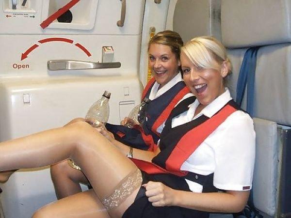 секси стюардессы фото