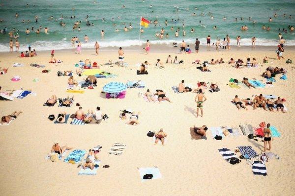 Лето, море, пляж...