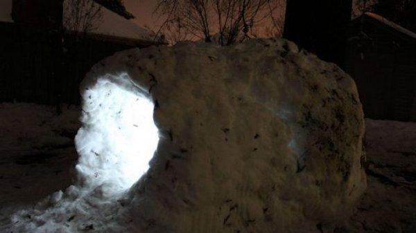 Как сделать дома снежный комок - AVTOpantera.ru