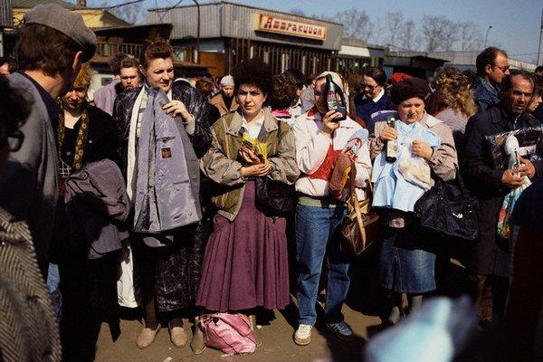СССР в 1990-1991 годы