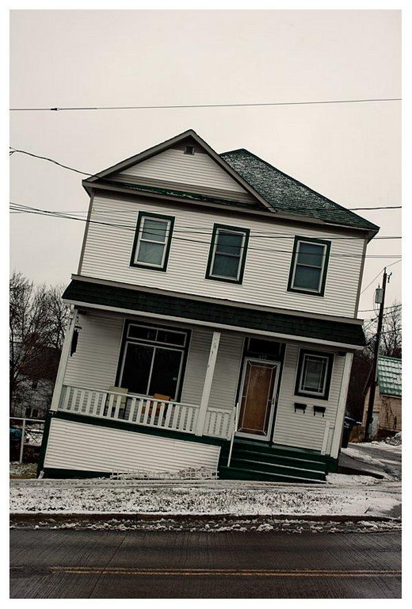 Кривые дома фото