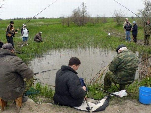 клуб охотников и рыболовов в губкине