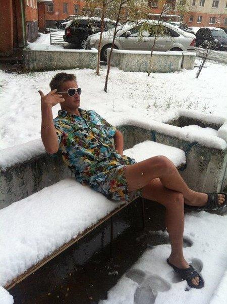 Лето в Надыме