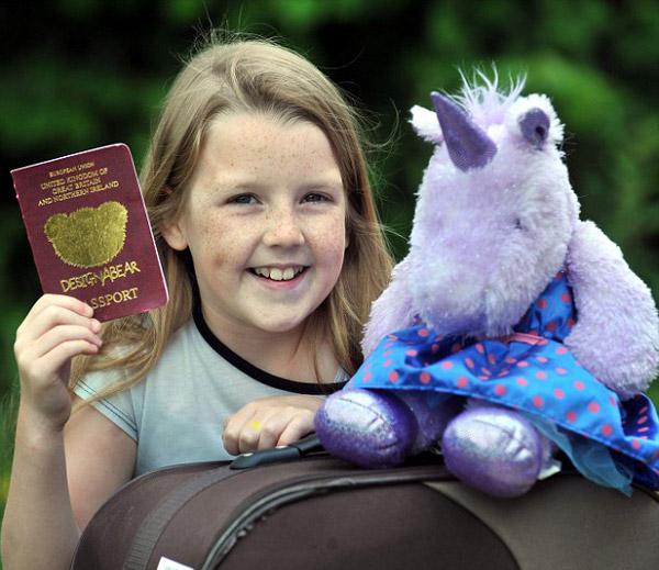Паспорт игрушки на таможне