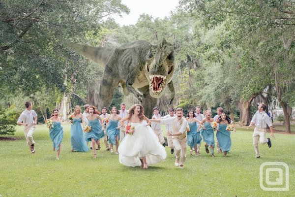 Кошмар на свадьбе
