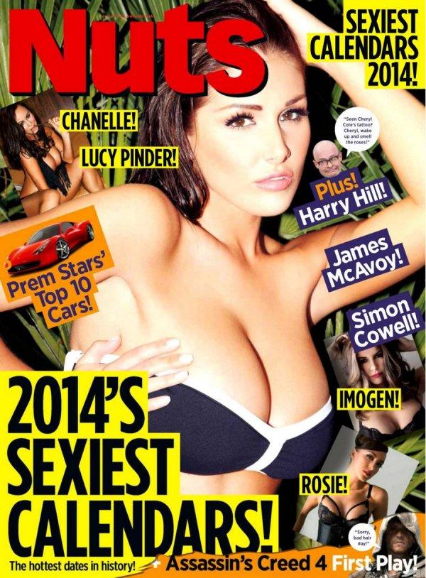Сексуальный календарь 2014
