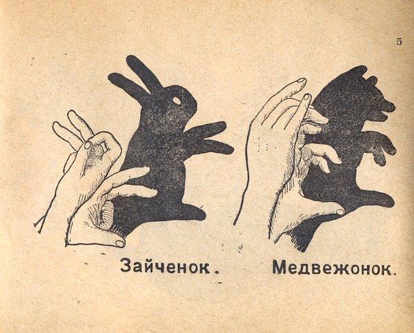 Как сделать тень своими руками