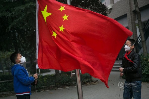 Начало занятий в китайской школе