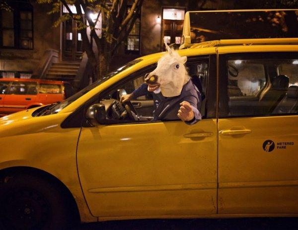 Таксисты Нью-Йорка